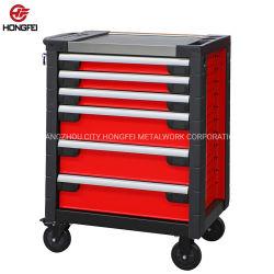 Atelier 27 Inch Garage Chariot à outils en métal de la poitrine/outil d'armoires pour stocker les outils