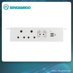 توصيل كبل توصيل الأسلاك الكهربائية الموصلة بوظيفة Muti الموصلة بالشبكة