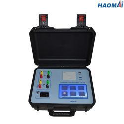 Transformador de actuales y potenciales de Proporción de giros y excitación Instrumento de comprobación