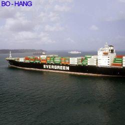 Overzees die van China de Havens aan van Houston, Los Angeles, New York verschepen