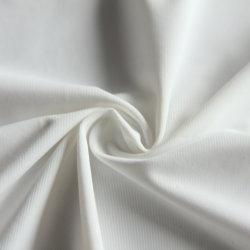 de Vlakte van de Stof 120GSM van 86%Nylon 14%Spandex Jersey voor Swimwear/Bikini/Sportkleding/Ondergoed/Lingerie/BinnenSlijtage wordt geverft die