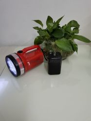 13의 LED 플래쉬 등 (손잡이 램프)