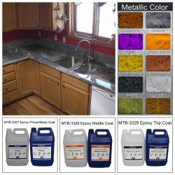Claro de resina epoxi de alta transparencia para la cocina Encimera Recubrimiento Epoxy