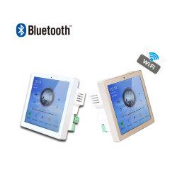 壁のアンプのBluetoothのホームシアターのアンプの2-4のスピーカーをサポートしている可聴周波WiFiの無線人間の特徴をもつ小型アンプのボードのAmplicador Bgm PA音楽ホストプレーヤー