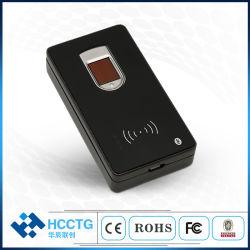 Поддержка Windows Android Ios Bluetooth 13.56Мгц NFC платы биометрический считыватель отпечатков пальцев (HBRT-1011)