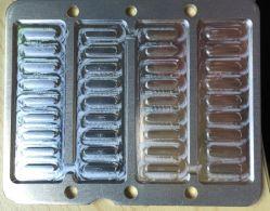 Usinés CNC personnalisé imprimé vide e-cigarette Pipe tube de filtre en aluminium anodisé le manchon de la vis d'usinage