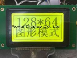 Stn 이 128X64 Dotscustom 도표 LCD 디스플레이