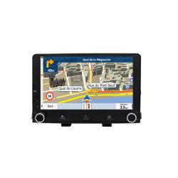 (Commerce de gros / Factory) Kia Picanto Rio l'écran tactile lecteur radio voiture 2017 2018 Double DIN autoradio GPS Support carte SIM 4G Android navigateur Navigation multimédia