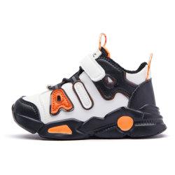 새롭고 멋진 Cute 캐주얼 도매 저렴한 어린이 신발 스포츠 어린이용 신발