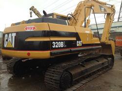 حفار Caterpillar ذو الاستخدام بوزن 20 طنًا 320b حفارات الكسارات الهيدروليكية Cat في حالة جيدة يكون 320b 320c 320D 330C 330D