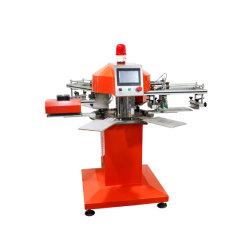 SPF 시리즈 2 색깔 t-셔츠 꼬리표 스크린 인쇄 기계