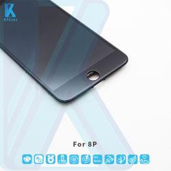 شاشة عرض LCD للهاتف المحمول لهاتف iPhone 8 Plus سعر المصنع مع الأسود.