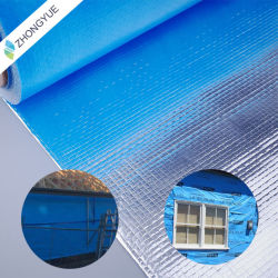 벽 또는 Roof Insulation Aluminum Foil Woven Fabric 3bf7-18