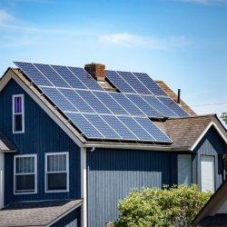 ホーム使用のための5kw 10kw 3kw太陽PVのシステム