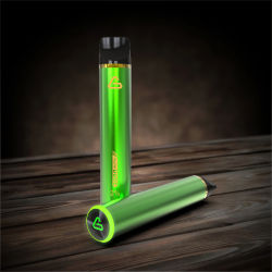 대용량 2500Puff 8ml 일회용 E-담배 850mAh Vape 펜
