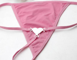Thong / G-String / Lace T-Volta