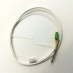 La alta temperatura termopar K/N/E/J/T termopar de tipo de sensor de temperatura con el tapón