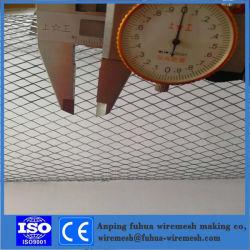 Serviço Pesado Expandable Sheet Metal malha de aço denso de diamante em Losangos malha de metal