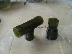 El FRP / GRP / accesorios de tubería personalizado de fibra de vidrio.
