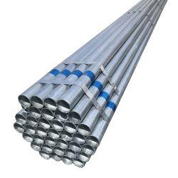 Seul Tunnel Serre Solaire assemblés de tuyaux en acier pour l'ensemencement/la plantation