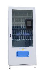 Panfeng自動びん詰めにされた水ビール飲料のコンボの冷たい飲み物の軽食の自動販売機