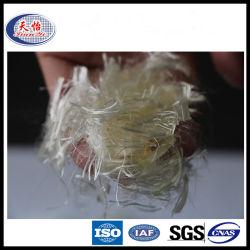 Pan poliacrilonitrilo fibra para la construcción y materias primas