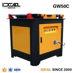 Alambre de acero automático Bender/máquina de doblado/barra de hierro de hormigón para la construcción
