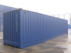 40FTの販売のための乾燥した輸送箱
