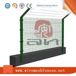 Triângulo com revestimento de PVC empurrador de jardim com pessegueiros Post