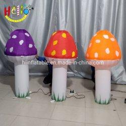 Привлекательные надувные украшения гриб реквизит