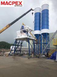Mezcla de lotes de concreto Hzs25 Venta caliente de la fábrica de la máquina