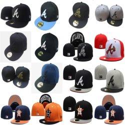 Groothandel Braves Astros Nieuw-Era 59fifty paste Putian Baseball Caps hoeden