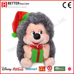 Schönes Weihnachtsgeschenk-nettes angefüllte Tier-Igeles für Baby-Kinder