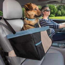 Chat Chien siège de voiture d'appoint avec clip-sur la sécurité laisse pour les petites et moyennes Chiens et Chats