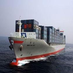 Laagste tarief voor zeevracht uit China