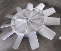 알루미늄 합금 임펠러 축 한번 불기 갱도 환기는 주물 팬 부속을 정지한다