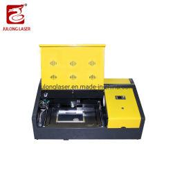 300*200mm madera sello de caucho grabadora láser de grabado con precio de fábrica, acrílico
