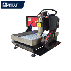Portable 3040 800W Wasserkühlung Spindel 3D CNC Router Preis