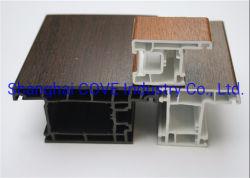 Utilisation en extérieur Feuille de contrecollage/Film pour les conseils de la fenêtre/ Windowsill/ U-Profils PVC