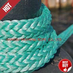 3 Strand 8strand 12 Strand Polipropileno (PP) Corda Corda de atracação do navio