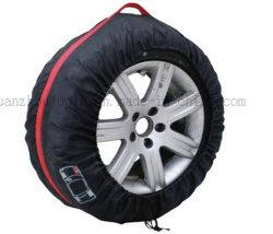 손잡이를 가진 OEM 로고 물 증거 타이어 타이어 덮개