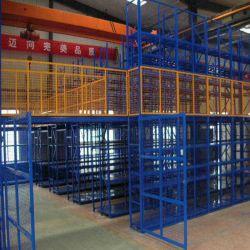 تخزين المستودع التراصف الأوسط ذو الطبقة العلية في المخازن للبيع/رفوف الهاتف المحمول