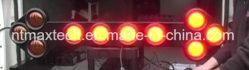 Manual de poupança de energia ou de Obscurecimento Automático tráfego pequeno sinal de seta lâmpada LED de alto brilho em conformidade com o ADR