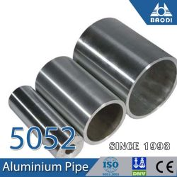 5005 серии 5052 Хороший пределом текучести алюминиевые круглые трубки топливопровода