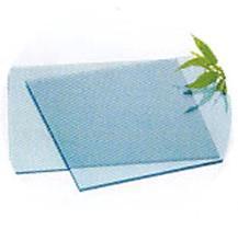6mm en ligne Low-E, lac bleu