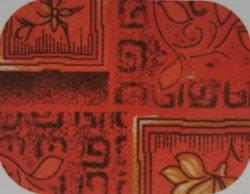 Moquette stampata poliestere della stampa floreale della moquette