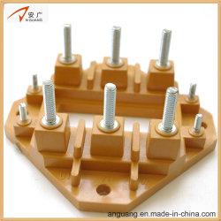 競争価格の電気ねじ込み端子のブロック