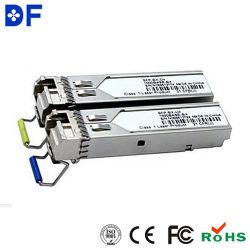 Modulo SFP+ CWDM/DWDM ricetrasmettitore SFP 10g 40 km/80 km