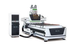 Meubilair die de Gravure maken die van de Machines van de Houtbewerking de Router van 1325 CNC met Ce snijden