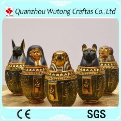 De met de hand gemaakte Herinneringen van het Toerisme van de Hars Egyptische voor de Decoratie van het Huis
